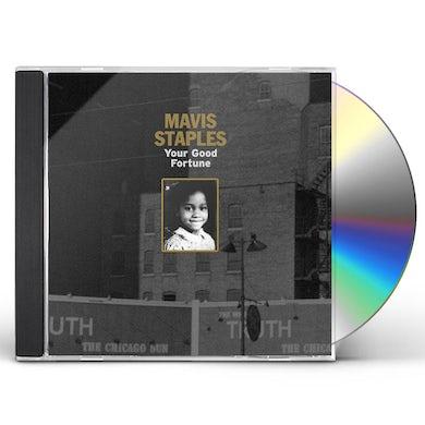Mavis Staples YOUR GOOD FORTUNE CD