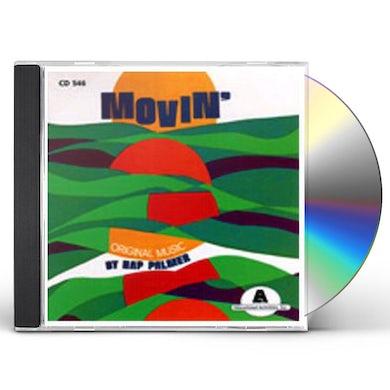 Hap Palmer MOVIN' CD