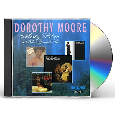 Dorothy Moore MISTY BLUE & OTHER HITS CD
