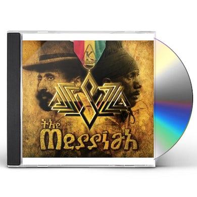 Sizzla MESSIAH CD