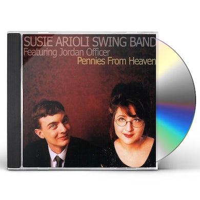 Susie Arioli PENNIES FROM HEAVEN CD