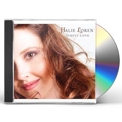 Halie Loren SIMPLY LOVE CD