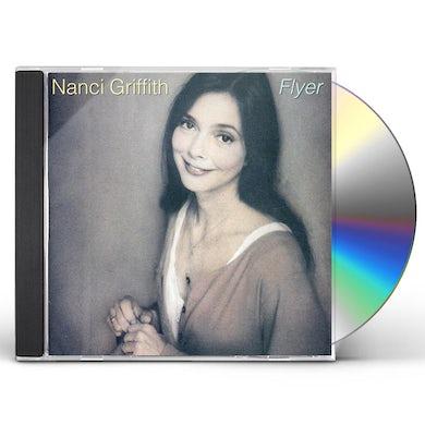 Nanci Griffith FLYER CD