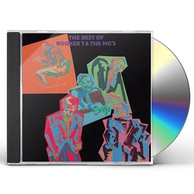 Booker T. & the M.G.'s BEST OF CD