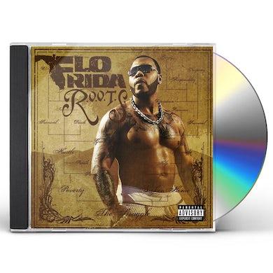 Flo Rida R.O.O.T.S. ( ROUTES OF OVERCOMING THE STRUGGLE ) CD