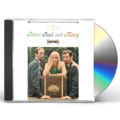 Peter Paul & Mary MOVING CD