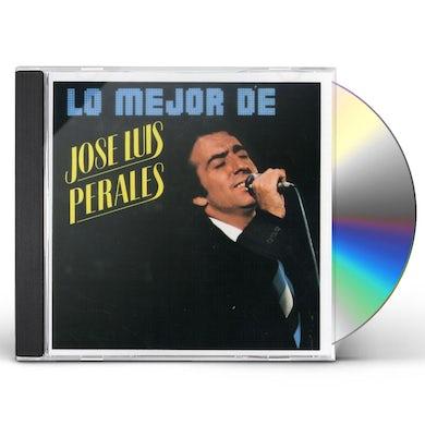 Jose Luis Perales LO MEJOR DE CD