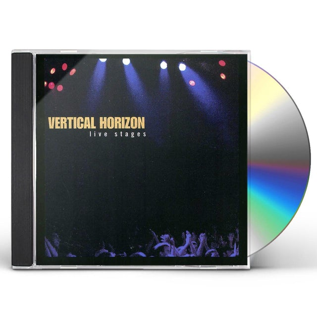 Vertical Horizon LIVE STAGES CD