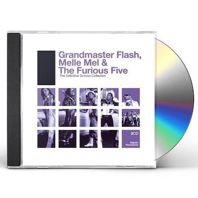 Grandmaster Flash DEFINITIVE GROOVE CD