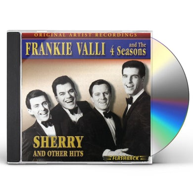Frankie Valli & Four Seasons SHERRY & OTHER HITS CD