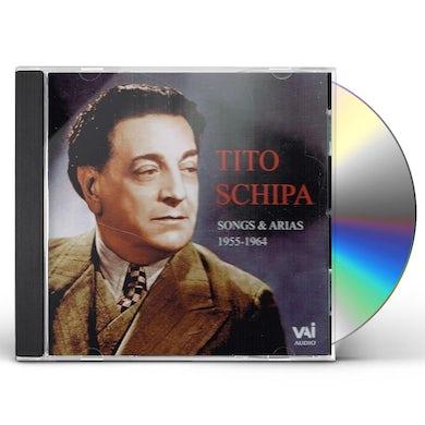 Tito Schipa SONGS & ARIAS 1955-1964 CD