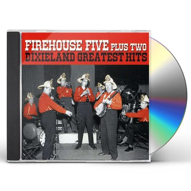 Firehouse Five Plus Two DIXIELAND GREATEST HITS CD