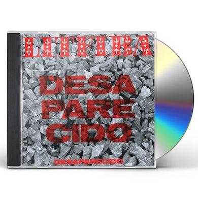 Litfiba DESAPARECIDO CD