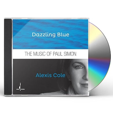 Alexis Cole DAZZLING BLUE CD