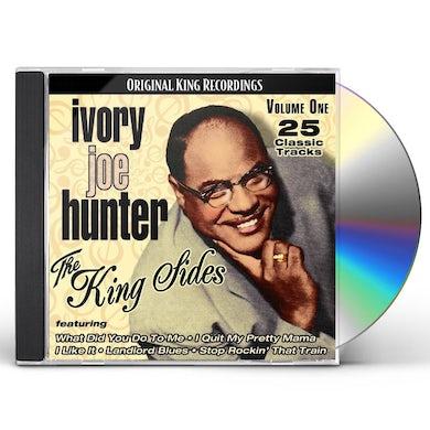 Ivory Joe Hunter KING SIDES 1 CD