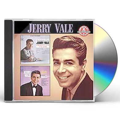 Jerry Vale LANGUAGE OF LOVE / TILL THE END OF TIME CD