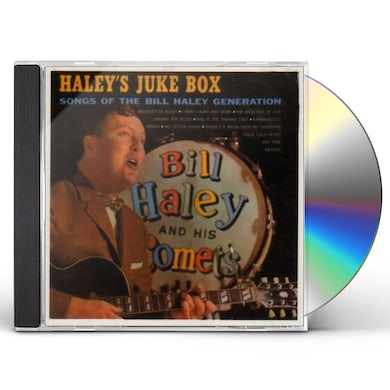 Bill Haley HALEY'S JUKE BOX CD