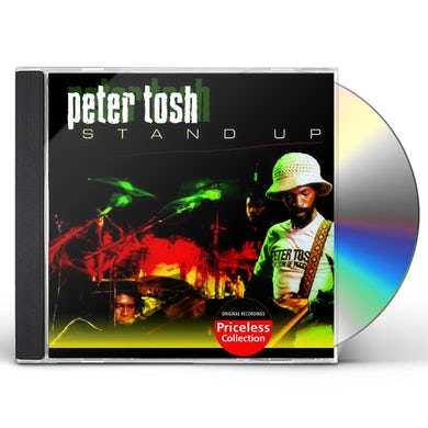 Peter Tosh STAND UP CD