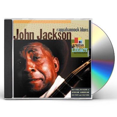 John Jackson RAPPAHANNOCK BLUES CD