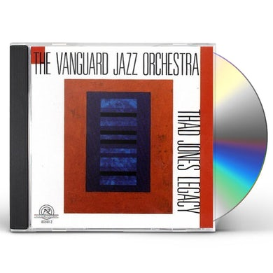 Vanguard Jazz Orchestra THAD JONES LEGACY CD