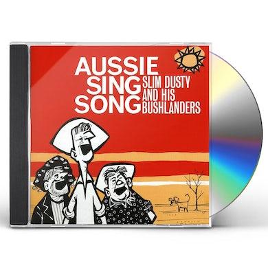 Slim Dusty AUSSIE SING SONG CD