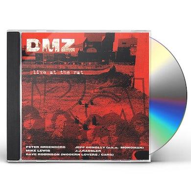 Dmz LIVE AT THE RAT 1976-93 CD