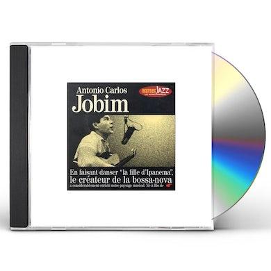 Antonio Carlos Jobim INCONTOURNABLES CD