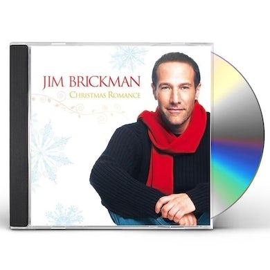 Jim Brickman CHRISTMAS ROMANCE CD