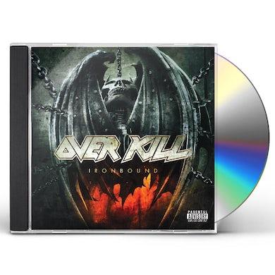 Overkill IRONBOUND CD