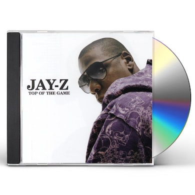 Jay Z TOP OF THE GAME CD