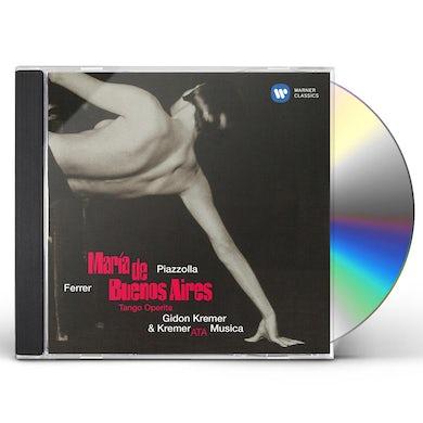 PIAZZOLLA: MARIA DE BUENOS AIRES CD