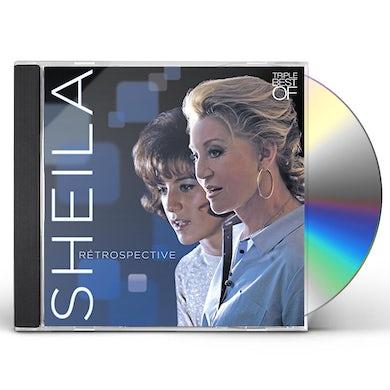 Sheila BEST OF CD
