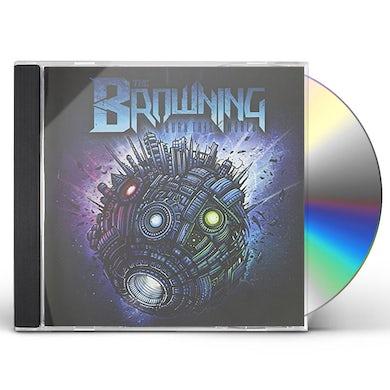 Browning BURN THIS WORLD CD