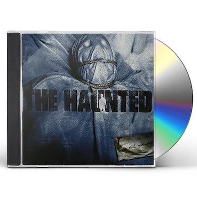 Haunted ONE KILL WONDER CD