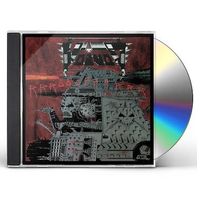 Voivod RRROOOAAARRR CD
