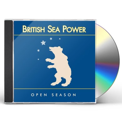 British Sea Power Open Season (15 Th Anniversary Edition) CD