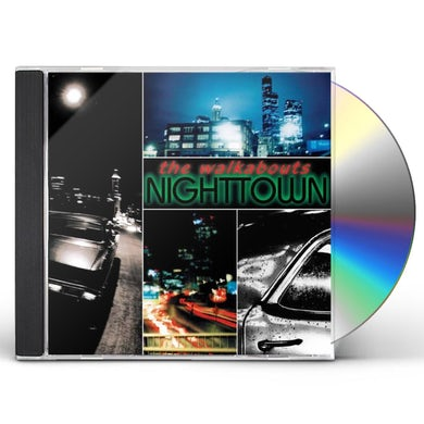 The Walkabouts NIGHTTOWN CD