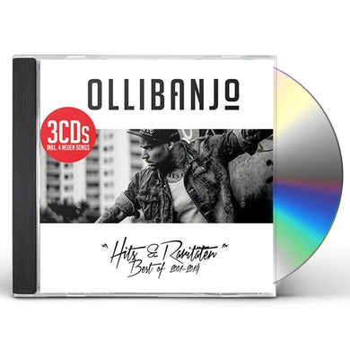 Olli Banjo HITS & RARITATEN CD
