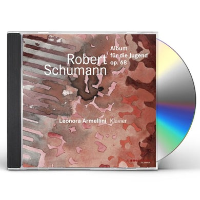 Schumann ALBUM FOR THE YOUNG CD