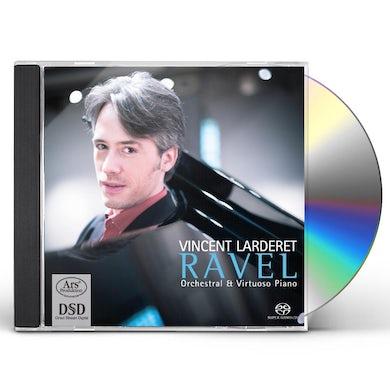 Ravel ORCHESTRAL & VIRTUOSO PIANO Super Audio CD