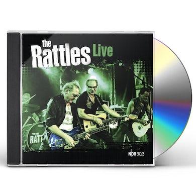 Rattles LIVE HAMBURG SOUNDS CD