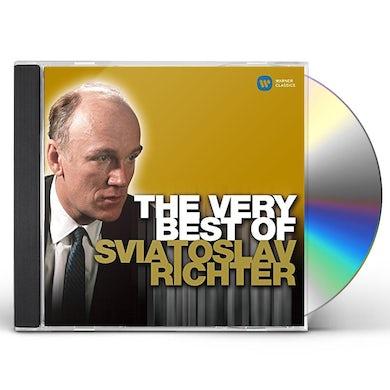 Sviatoslav Richter VERY BEST OF CD