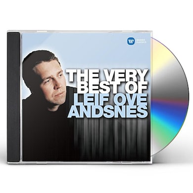 Leif Ove Andsnes VERY BEST OF CD