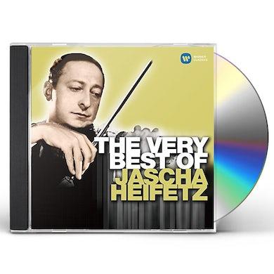 Jascha Heifetz VERY BEST OF CD
