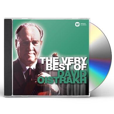 David Oistrakh VERY BEST OF CD