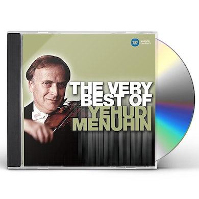 Yehudi Menuhin VERY BEST OF CD