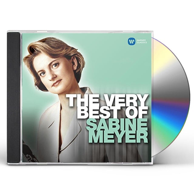 Sabine Meyer VERY BEST OF CD