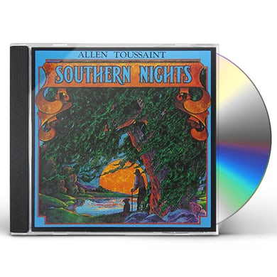 Allen Toussaint SOUTHERN NIGHTS CD