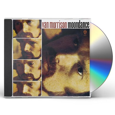 Van Morrison MOONDANCE CD