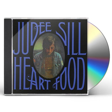 Judee Sill HEART FOOD CD